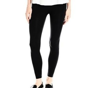 NINE WEST SEAMLESS BLACK LEGGINGS SIZE XL